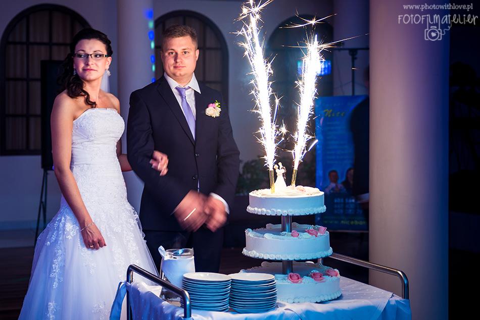 Szalone wesele Ani i Patryka :)