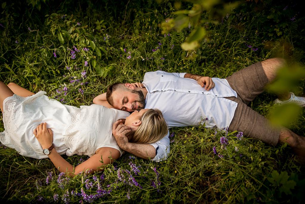przedślubna sesja dla zakochanych Trójmiasto