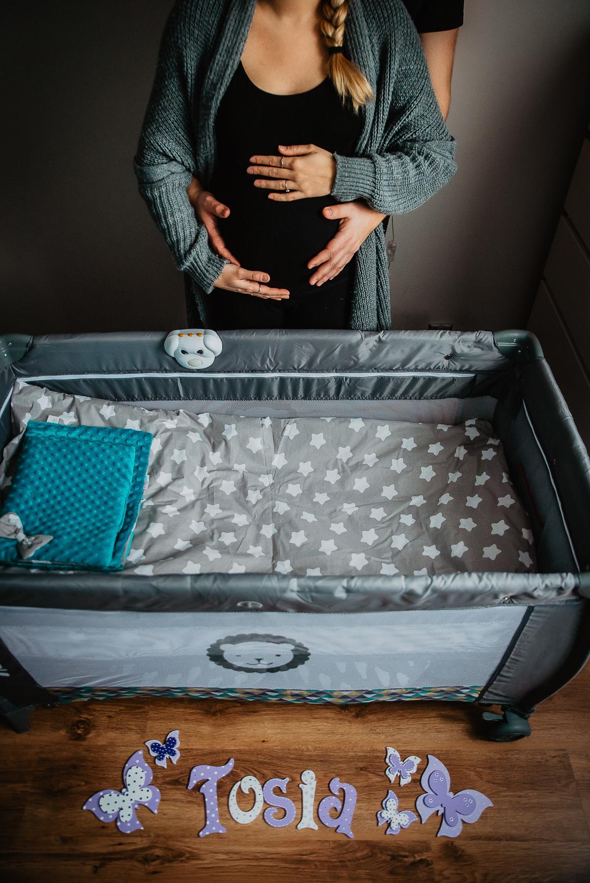 zdjecia brzuszka sesja ciążowa Gdynia