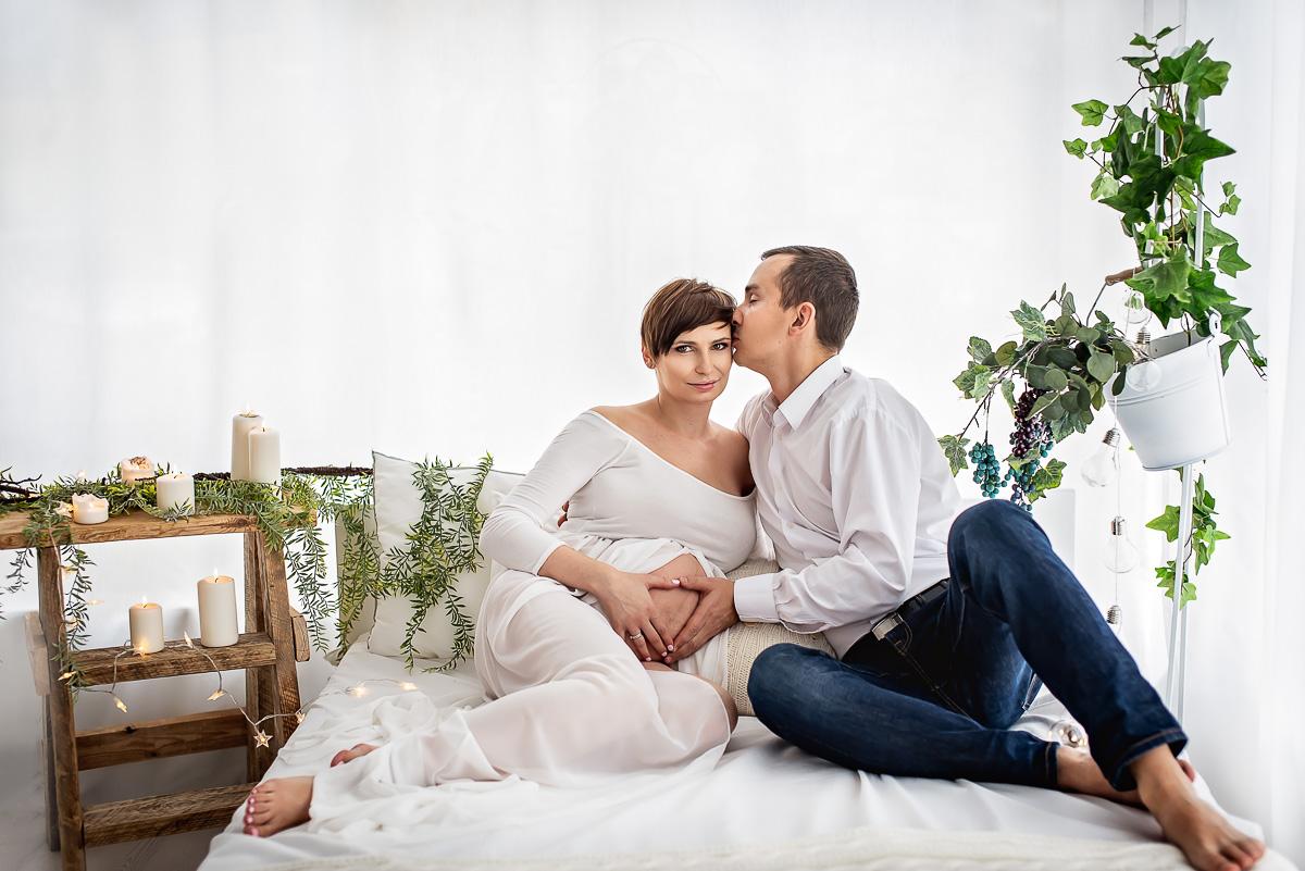 romantyczna sesja we dwoje studio Trójmiasto Anita Talaśka