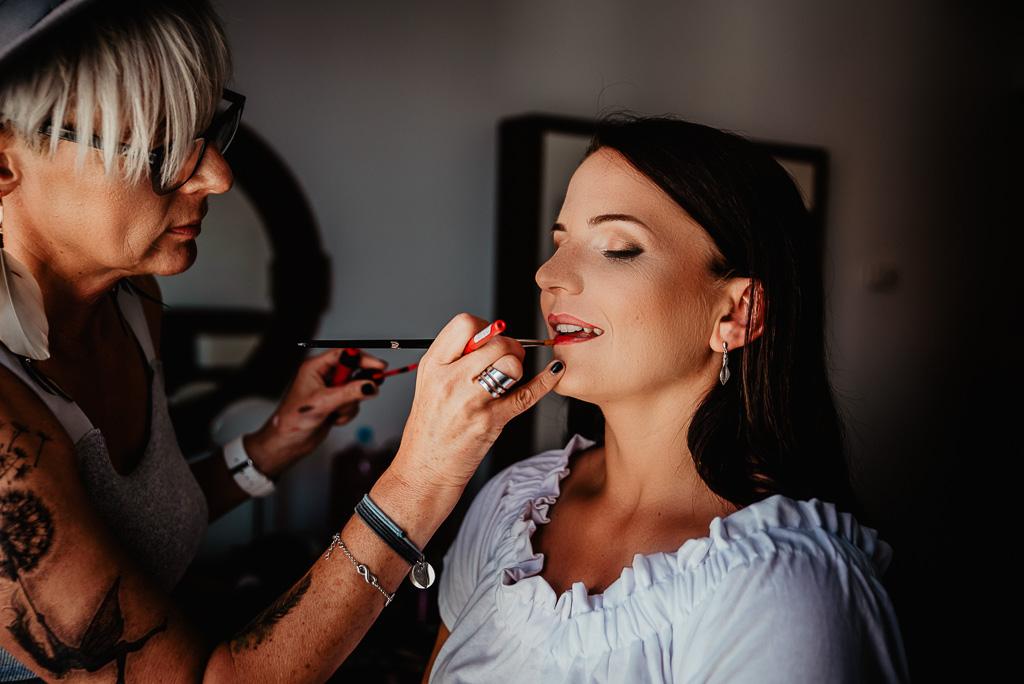 makijaż dla panny młodej Trójmiasto