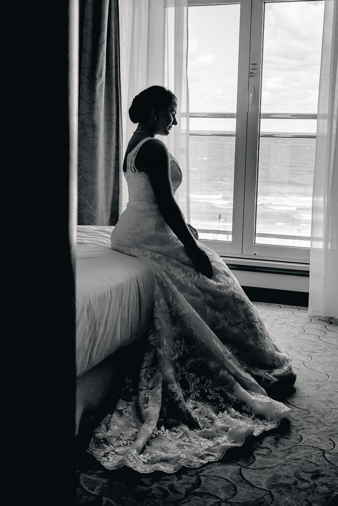 suknia panny młodej z trenem 2019 2020