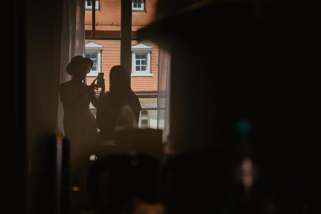 Beata Fryz Makeup Artist makijaż do ślubu selfie zdjecia ślubne Gdynia