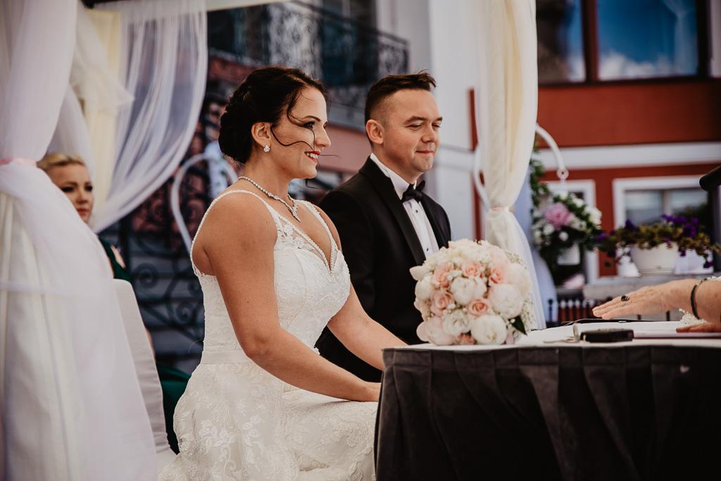 ślub cywilny nad morzem Trójmiasto