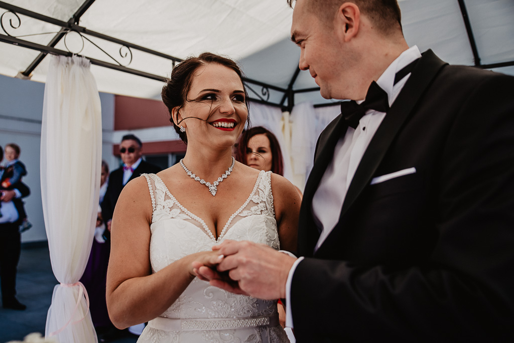 ślub humanistyczny Trójmiasto fotograf na ślub