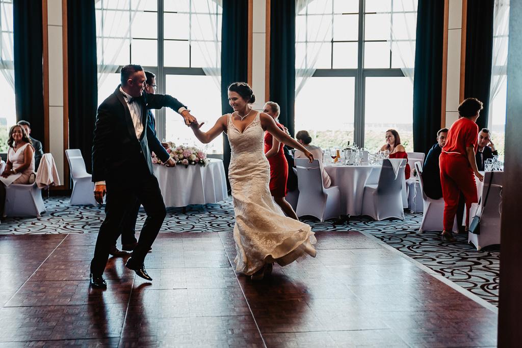 pierwszy taniec pary młodej Trójmiasto nauka tańca