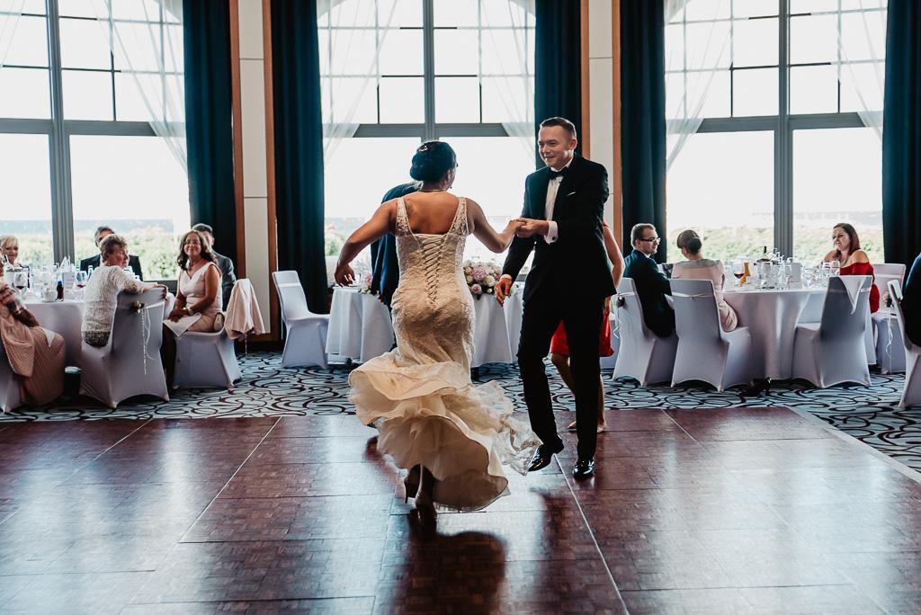 pierwszy taniec pary młodej Trójmiasto szkoła tańca