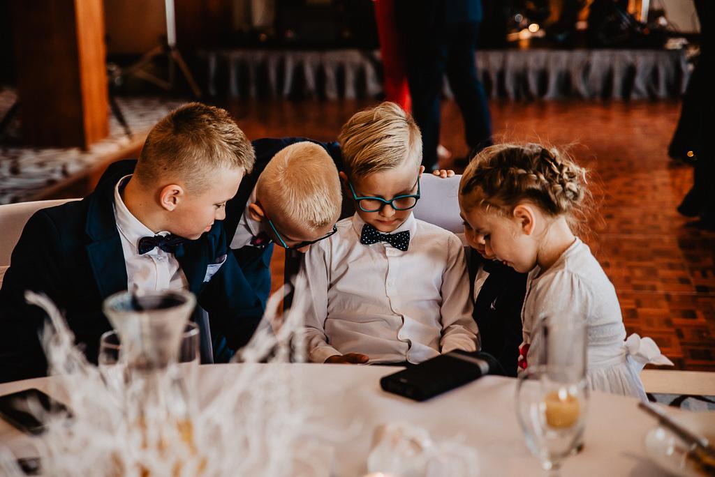 co robić z dziećmi na weselu pomysły