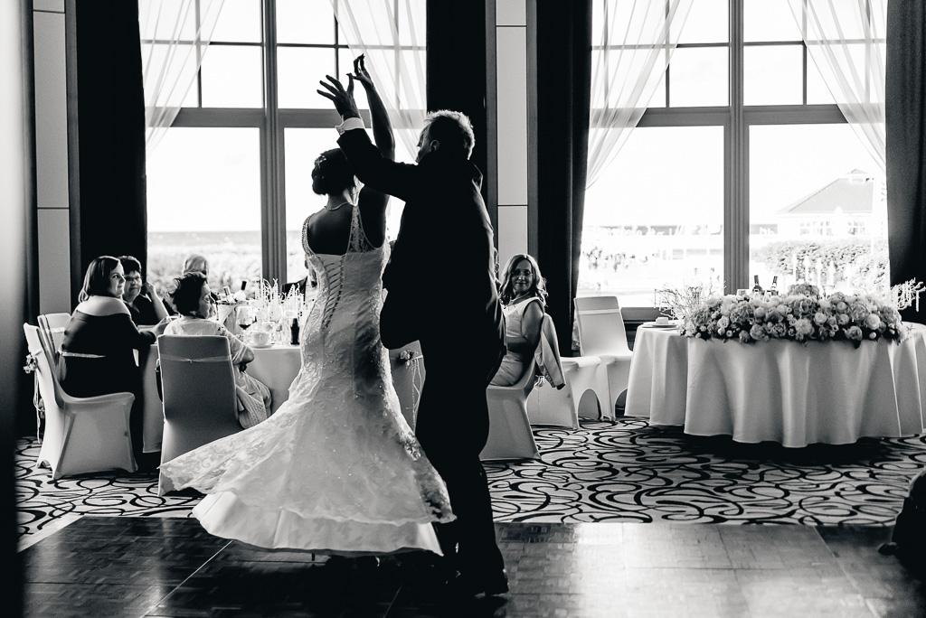 tańce panny młodej na weselu