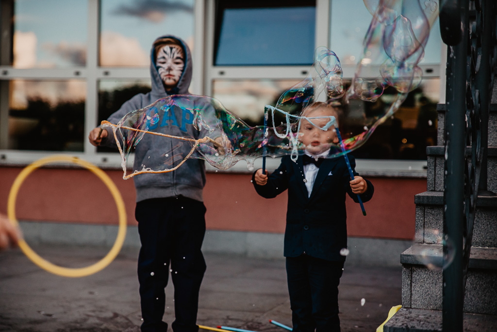 animatorka na wesele co robić z dziećmi na weselu