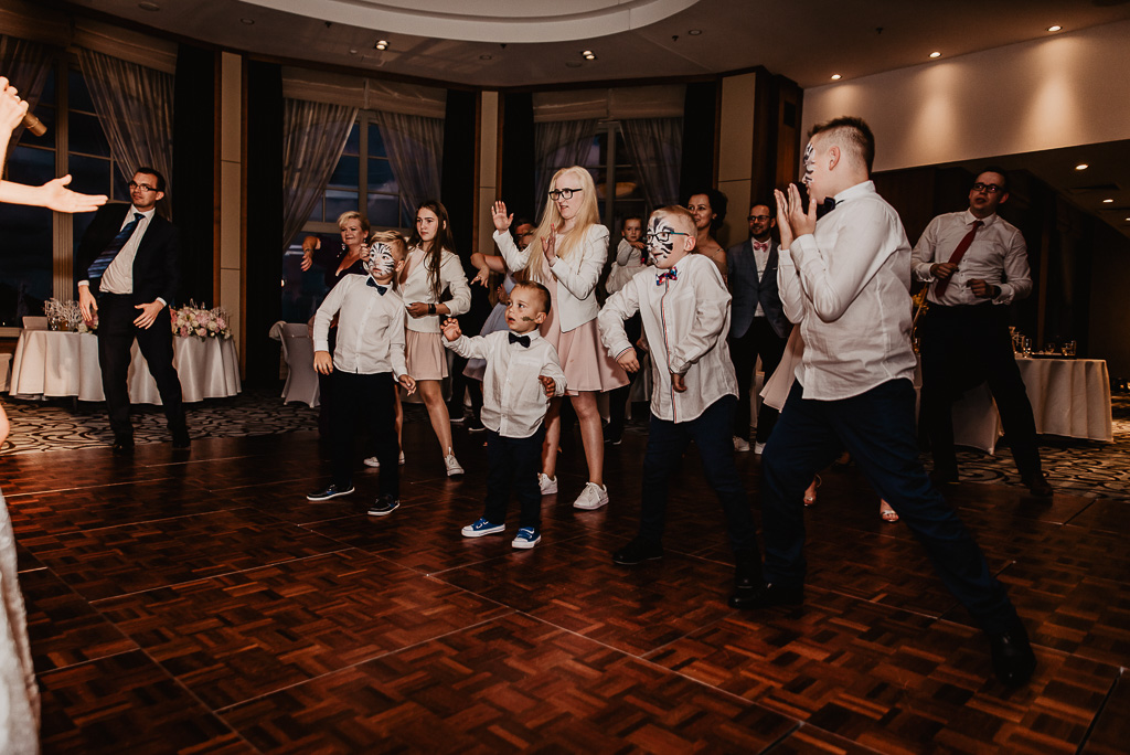 zabawy na weselu Trójmiasto orkiestra