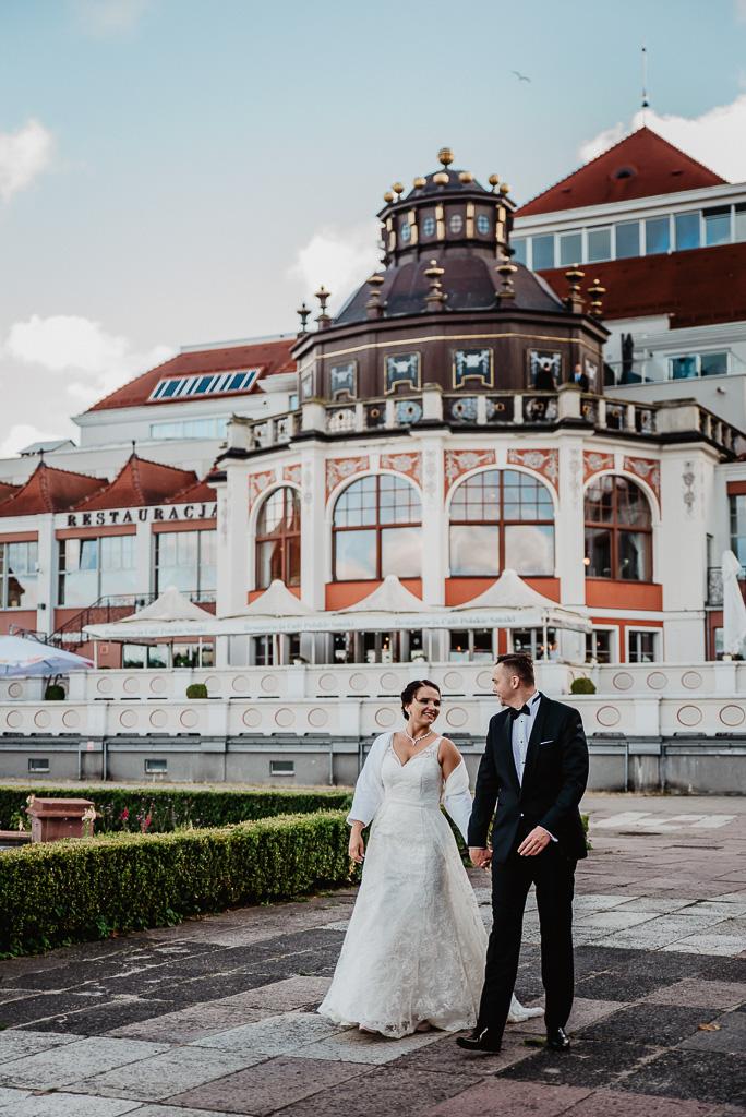 najpiękniejsze zdjecia ślubne Sopot Trójmiasto