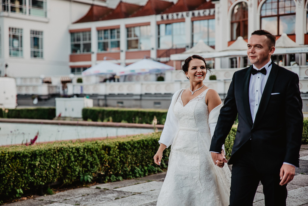 fotograf ślubny Sopot Trójmiasto hotel Sheraton