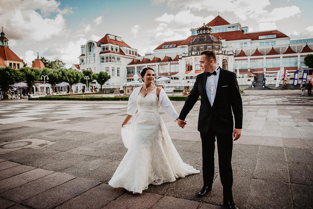 najpiękniejsze fotografnie ślubne Sopot Trójmiasto hotel Sheraton