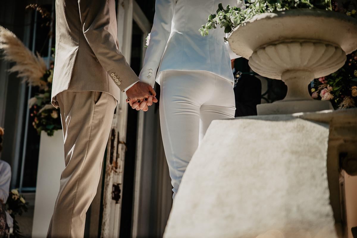 detale ślub w plenerze Trójmiasto