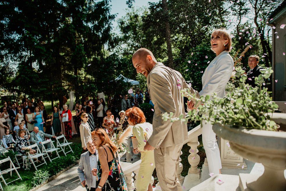 Ślub Izy i Krzycha w Ogrodzie Babci_Gdańsk