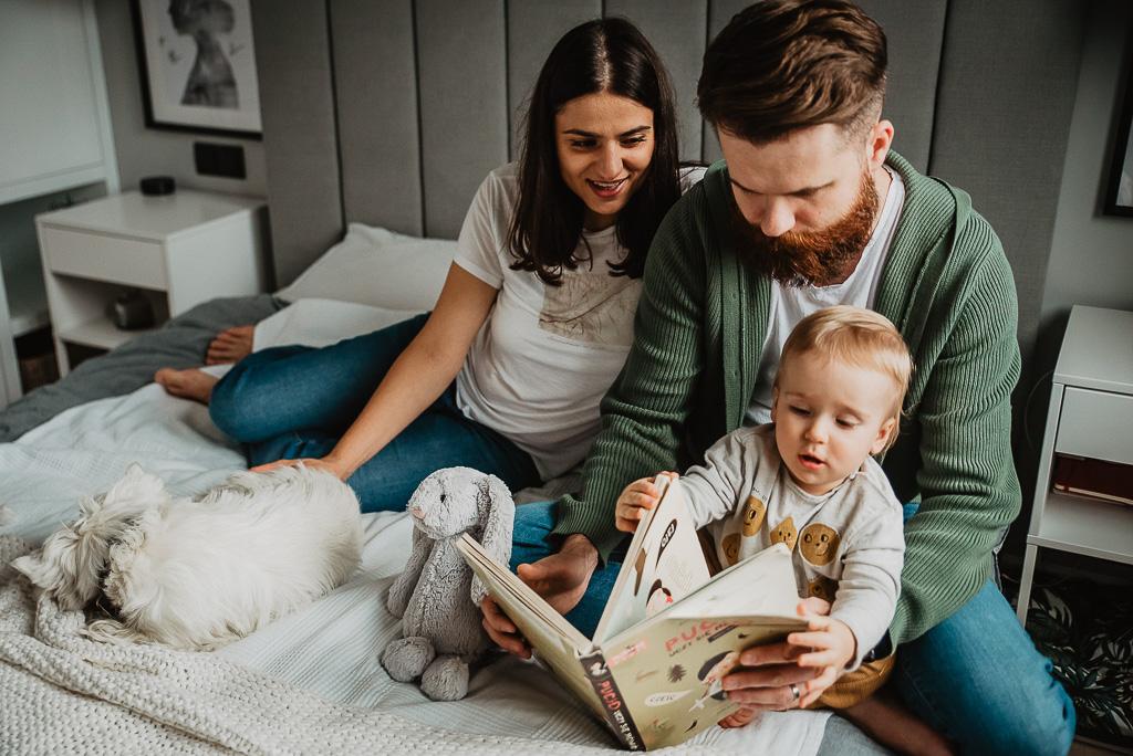 warto czytać dziecku przed snem
